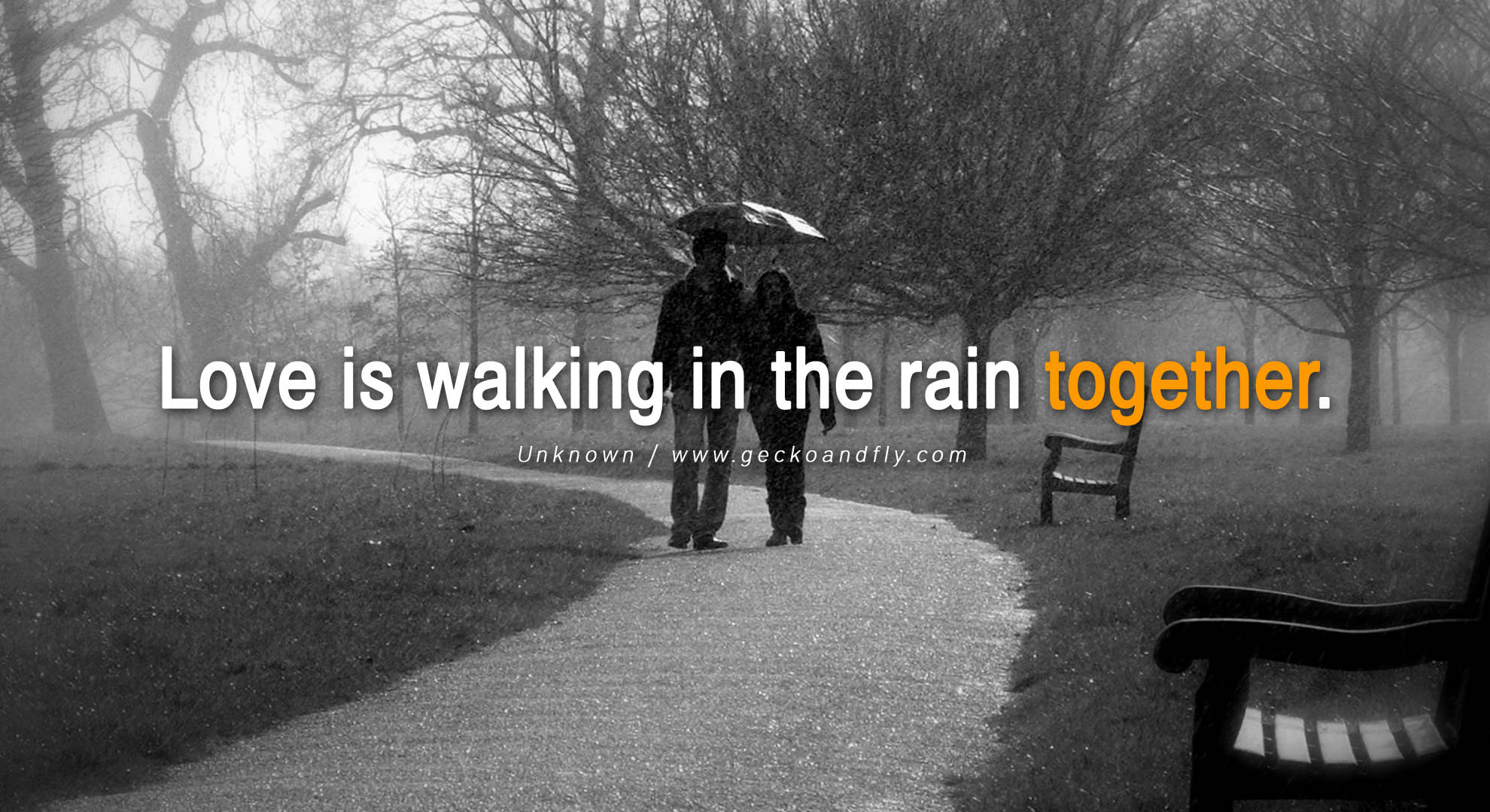 Romantic Rain Quotes Quotesgram