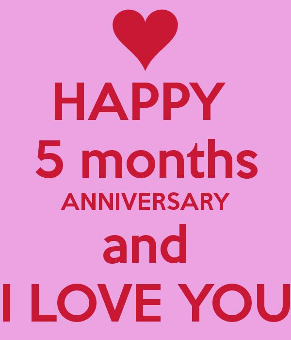 5 Month Anniversary Quotes. QuotesGram