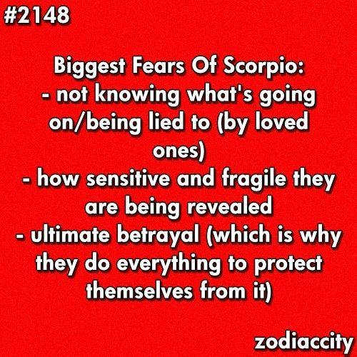 Scorpio Betrayal Quotes Love. QuotesGram