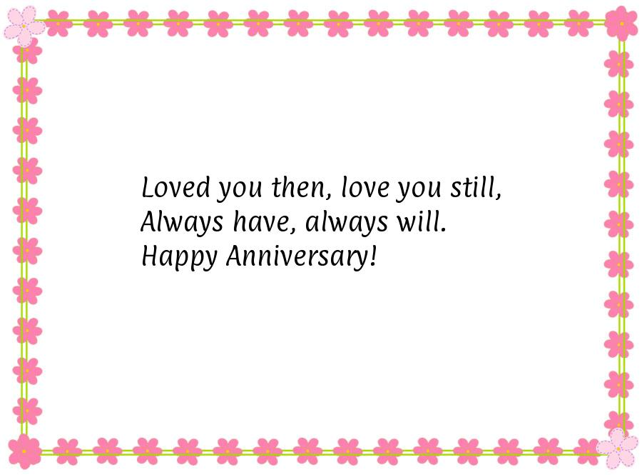Th anniversary quotes for wife quotesgram