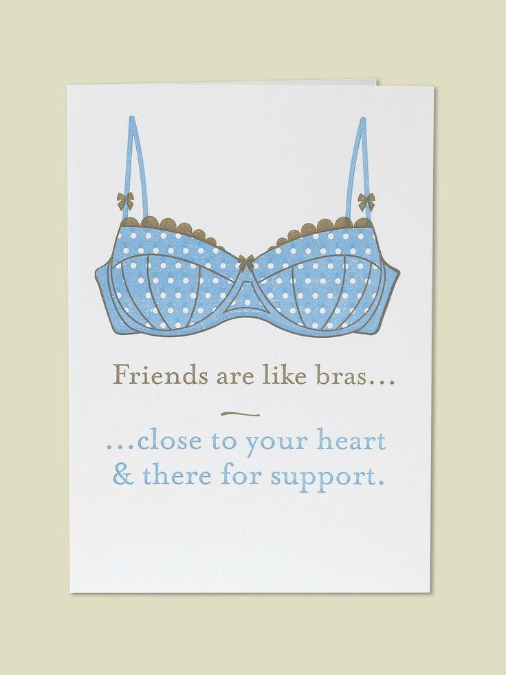 Bra Support Funny Quotes Quotesgram