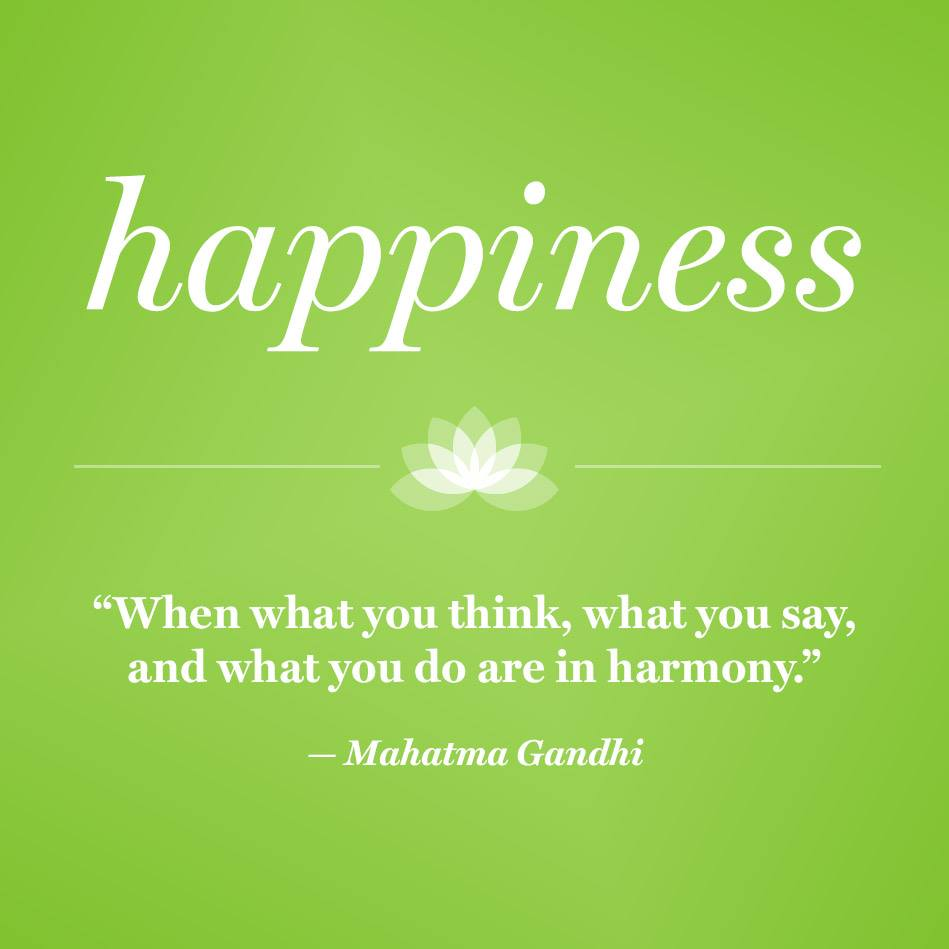 Mahatma Gandhi Quotes Happiness. QuotesGram