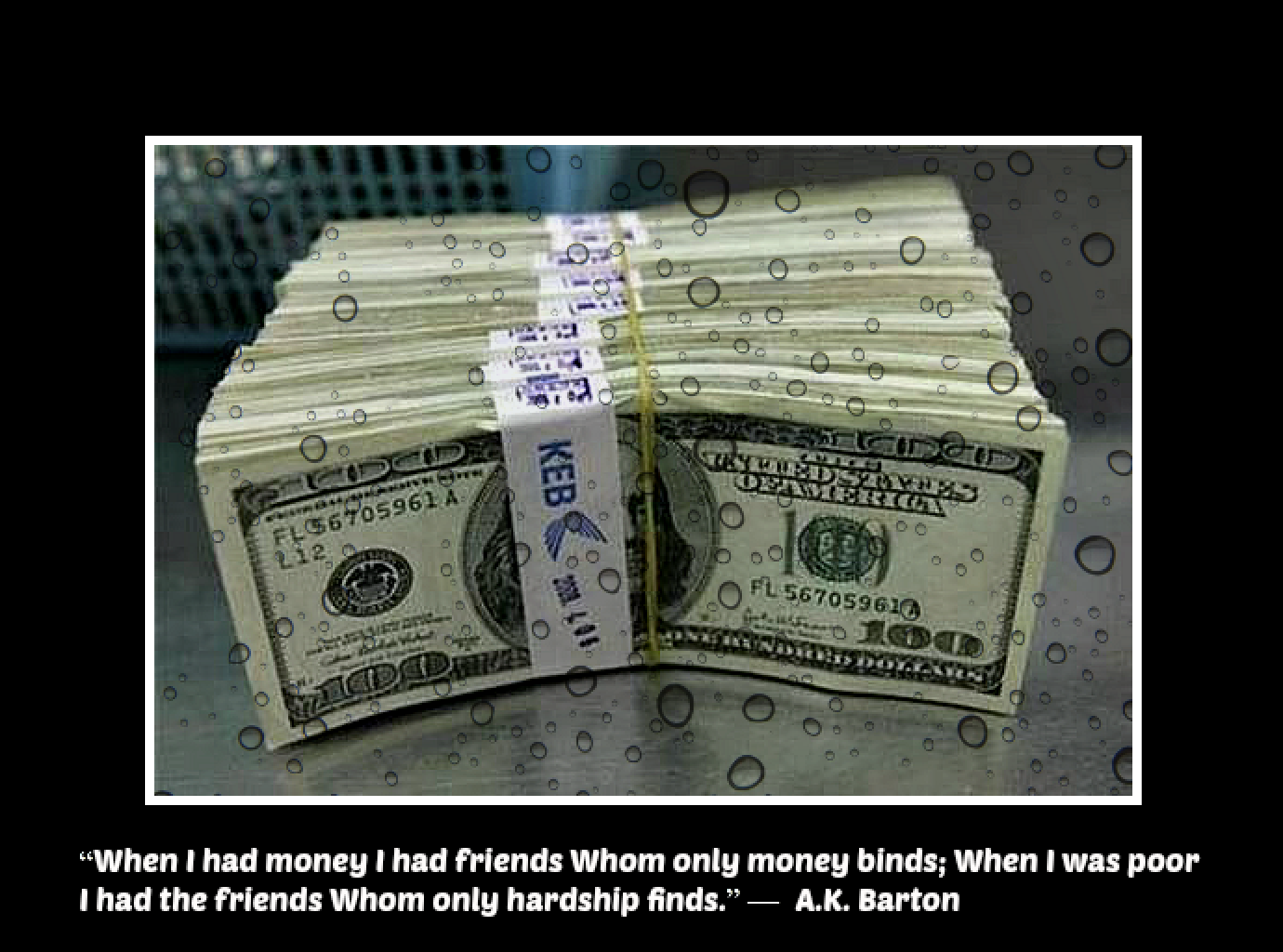 Get Money Quotes Quotesgram. Union Fidelity Life Insurance. Careers In Mortgage Lending Ip Pbx Tutorial. Make Money Advertising Online. Pronto Insurance Reviews Do I Have A Tax Lien. Phoenix Bathroom Remodel It Security Strategy. Enterprise Data Management Nc Insurance Agent. Prognosis For Mesothelioma Chrysler Super Bee. Washing Machine Water Consumption
