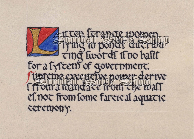 Monty Python Quotes Government Quotesgram