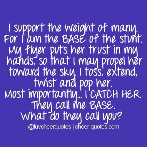Cheerleading Friend Quotes: Sassy Cheer Quotes. QuotesGram