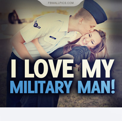 Dating a military man advice