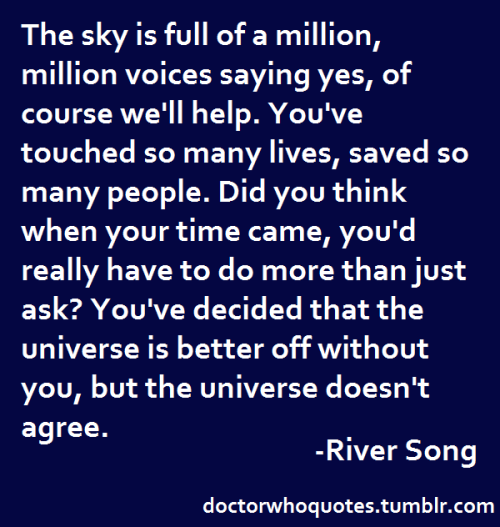meaningful doctor who quotes quotesgram