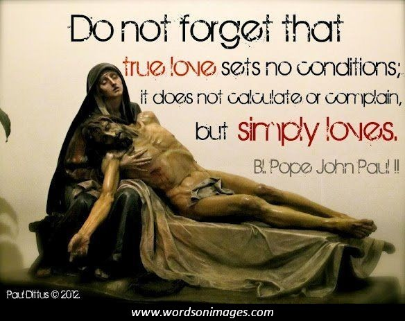 Pope John Paul Ii Quotes Youth: Famous Quotes By Pope John Paul Ii. QuotesGram