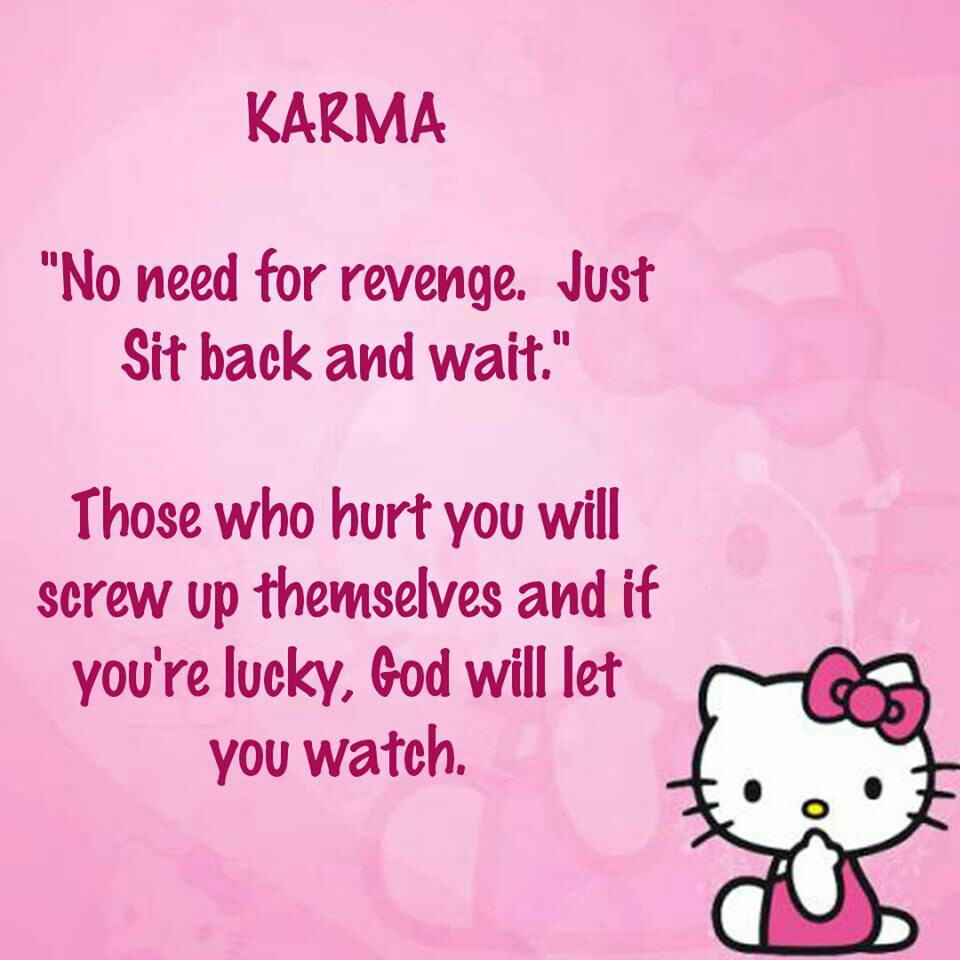 Karma Sayings And Quotes: Karma Quotes. QuotesGram