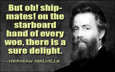 the moral ambiguity of the universe in moby dick by herman melville Melville: moby dick essays: over 180,000 melville: moby dick essays melville: moby dick the moral ambiguity of the universe is prevalent throughout melville's moby dick moby dick written by herman melville.