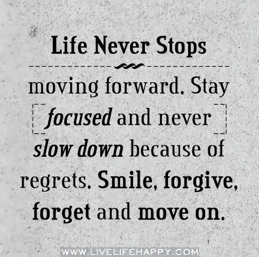 Inspirational Quotes On Life: Moving Forward Quotes And Sayings. QuotesGram