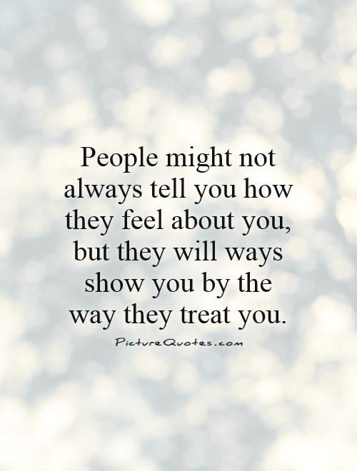 Quotes About How You Feel About Someone. QuotesGram