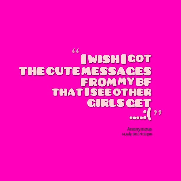 cute boyfriend quotes for girls quotesgram