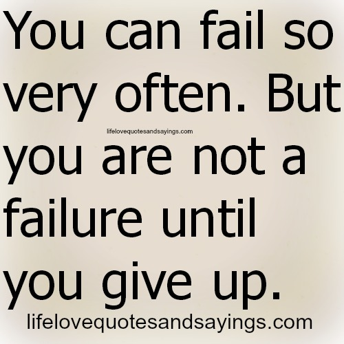 Inspirational Quotes About Failure: Football Failure Quotes. QuotesGram