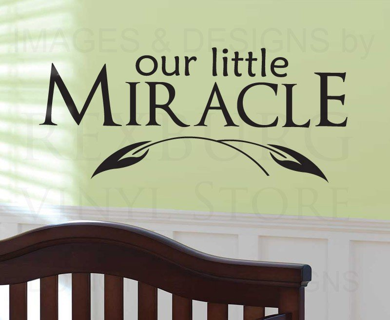 Miracle Baby Quotes Quotesgram