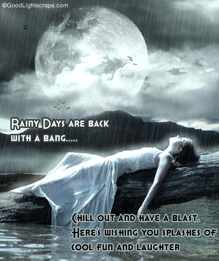 Motivational Quotes About Rainy Days: Rainy Good Morning Quotes. QuotesGram