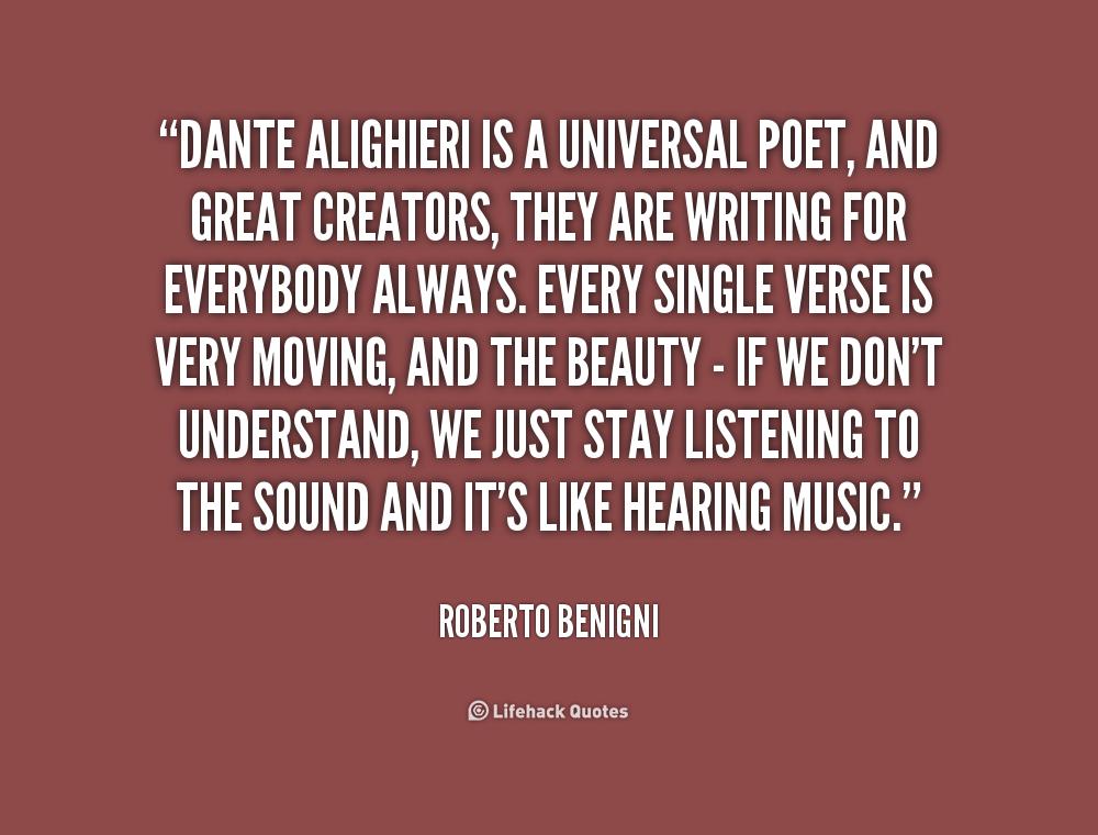 Famous Dante Quotes Quotesgram