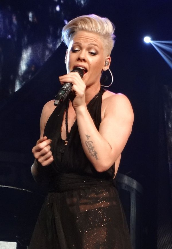 Pink Singer Famous Quo...P!nk Lyric Quotes