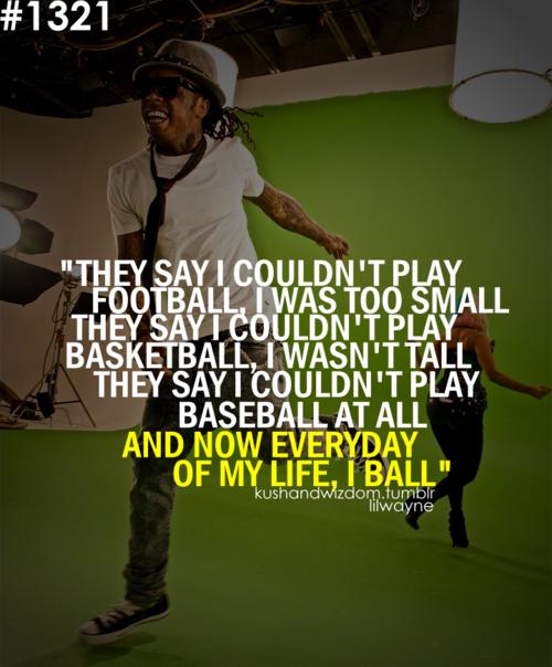 Top Lil Wayne Quotes. QuotesGram
