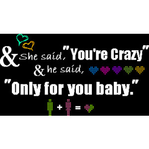 Top 10 Flirty Quotes. QuotesGram