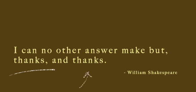 Shakespeare Quotes On Thankfulness. QuotesGram