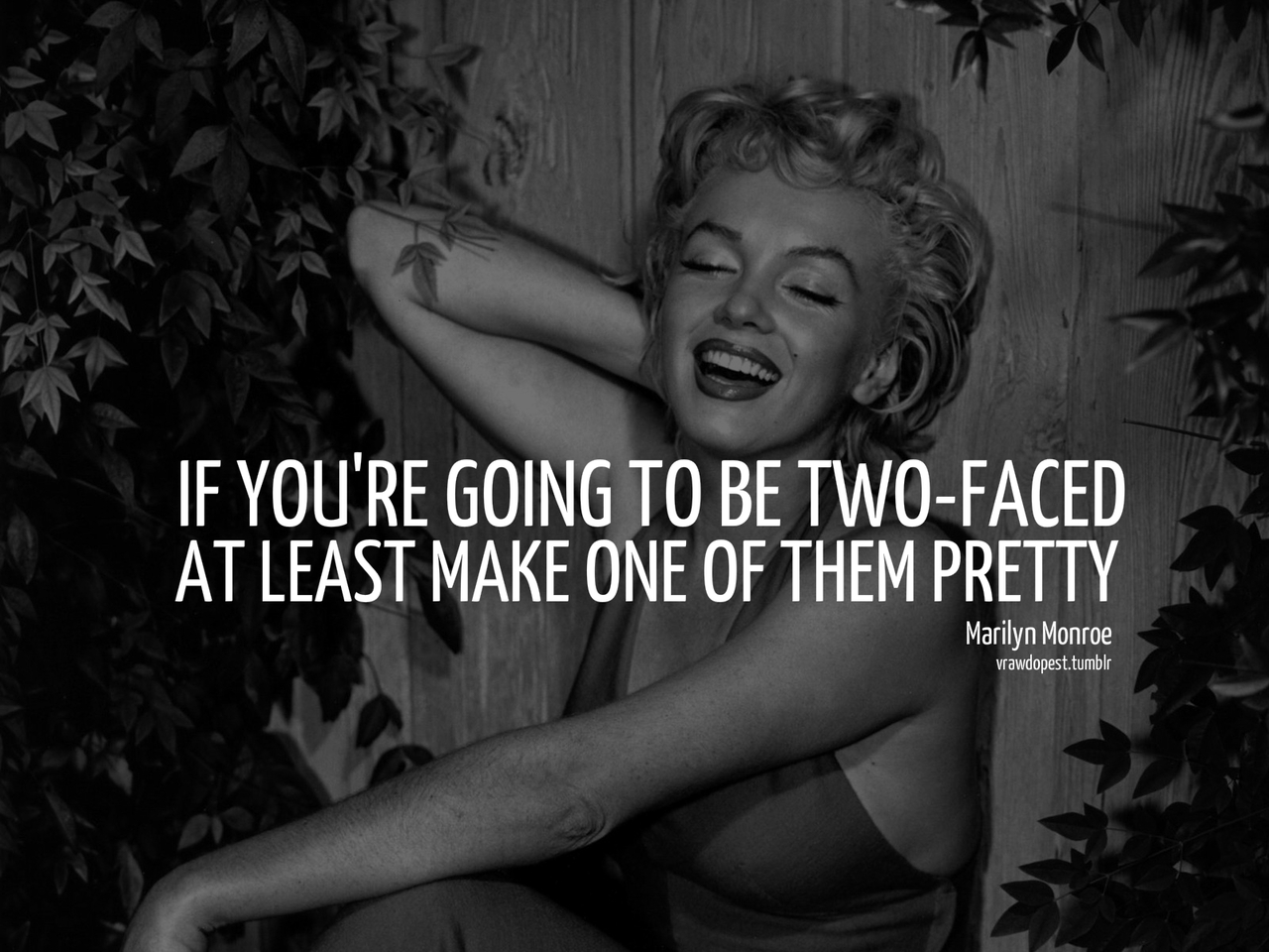 Think, that marilyn monroe quotes tumblr not