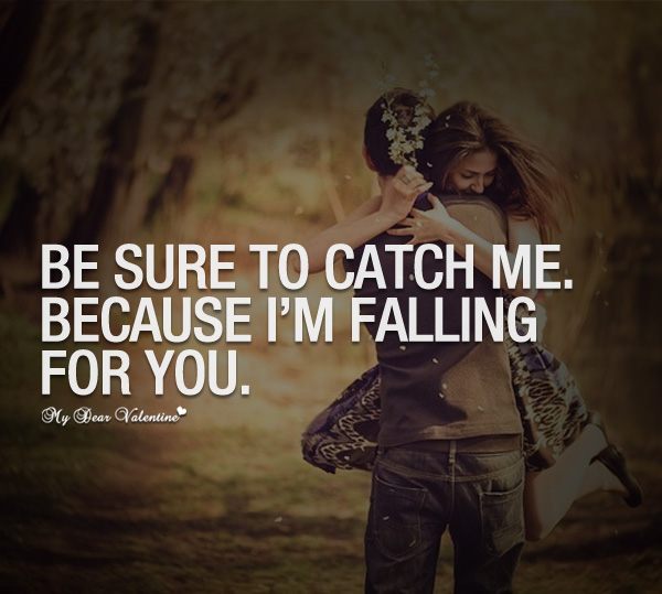 Falling In Love Quotes: Im Falling For Him Quotes. QuotesGram