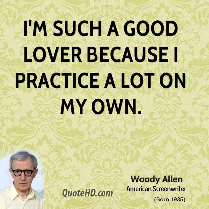 an introduction to the life and career of woody allen Diane keaton has expressed her support for woody allen, despite his adopted daughter dylan farrow's allegations that he molested her as a child.