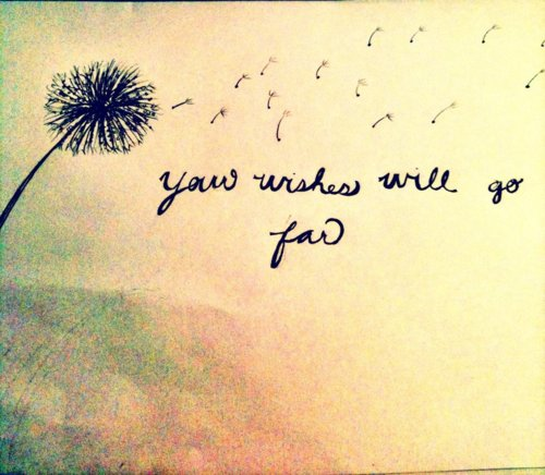 make a wish quotes tumblr - photo #3
