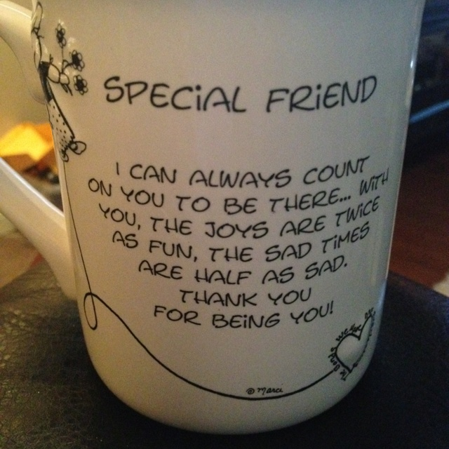 Special Friend Quote: Special Quotes About Friendship. QuotesGram