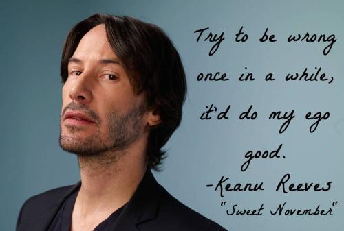 Keanu Reeves Quotes. QuotesGram
