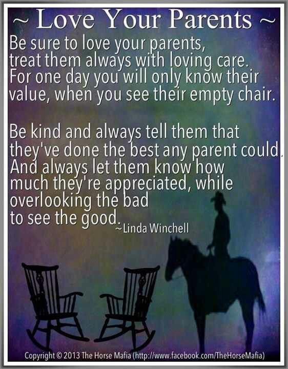 Love Your Parents Quotes. QuotesGram