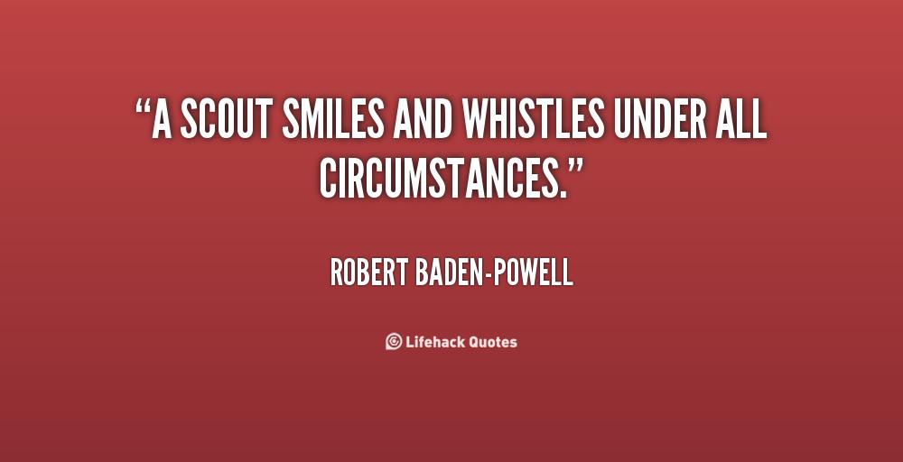 Robert Baden-Powell Quotes. QuotesGram