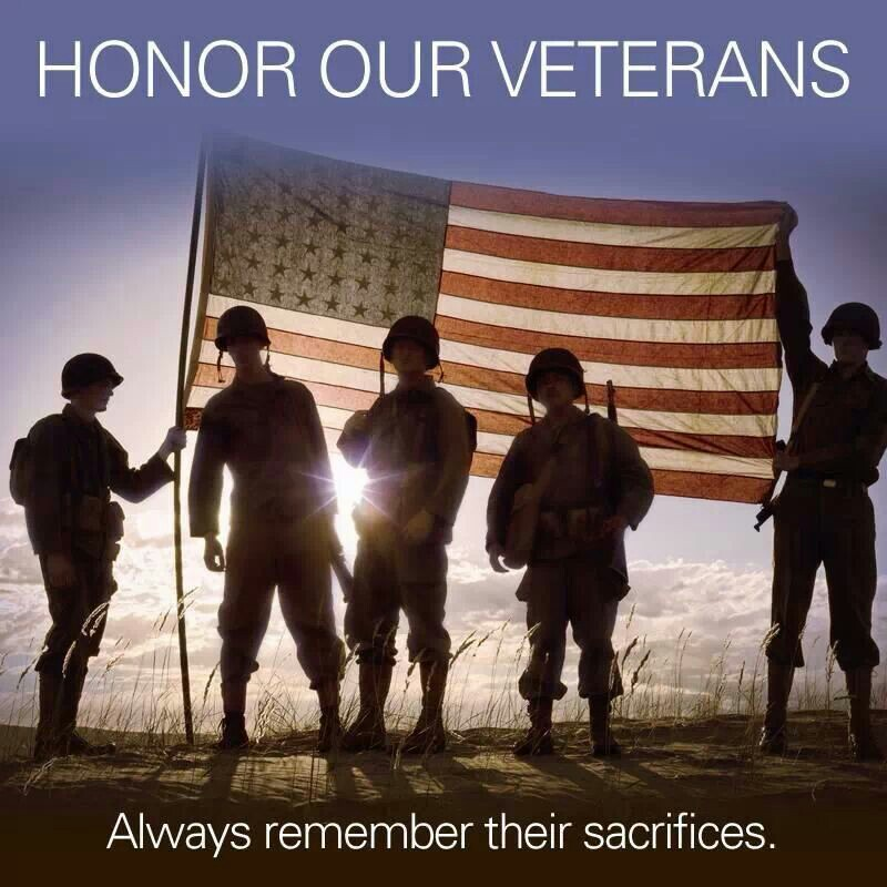 Veterans Quotes Honor That. QuotesGram