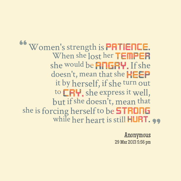 Quotes On Female Strength: Strength Quotes For Women. QuotesGram