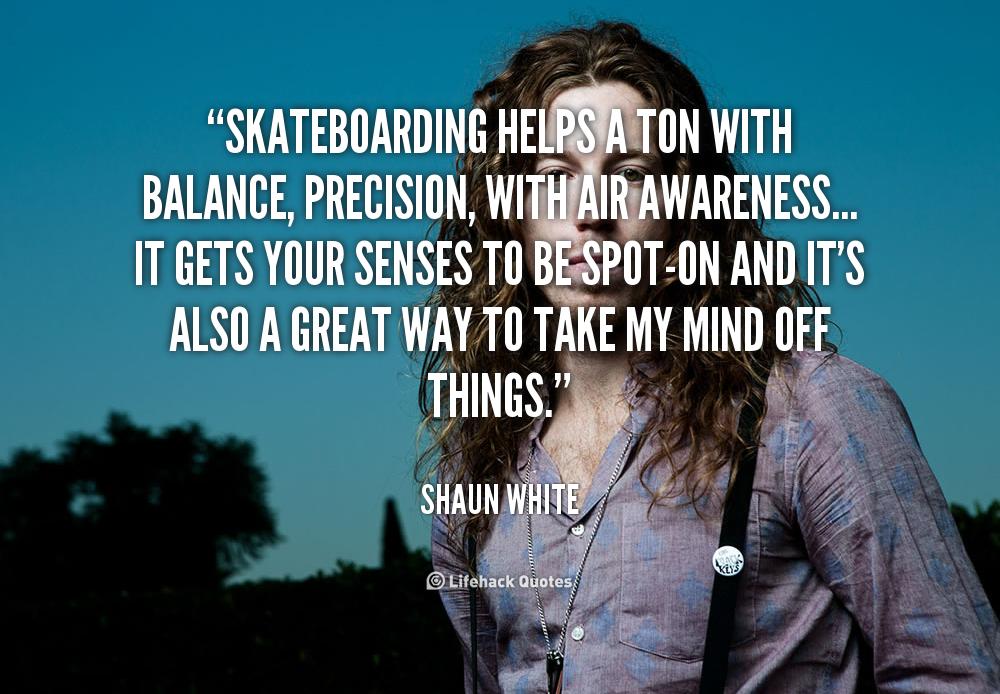Skateboarding Quotes Quotesgram