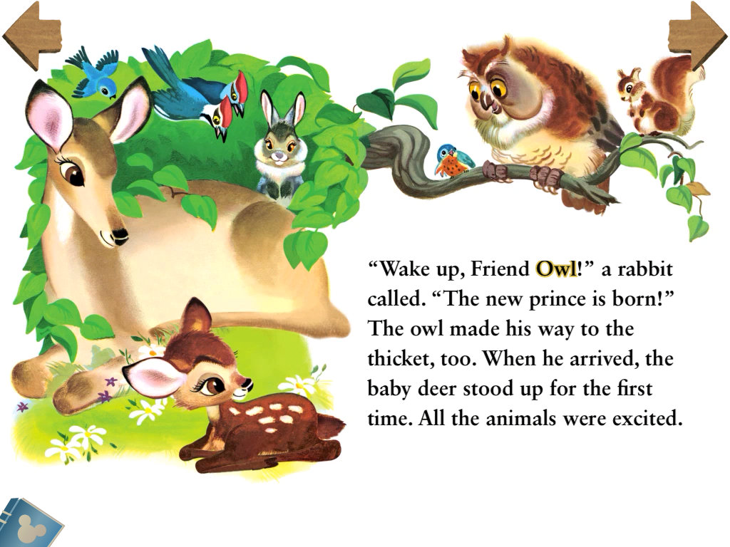 Bambi Movie Quotes. QuotesGram