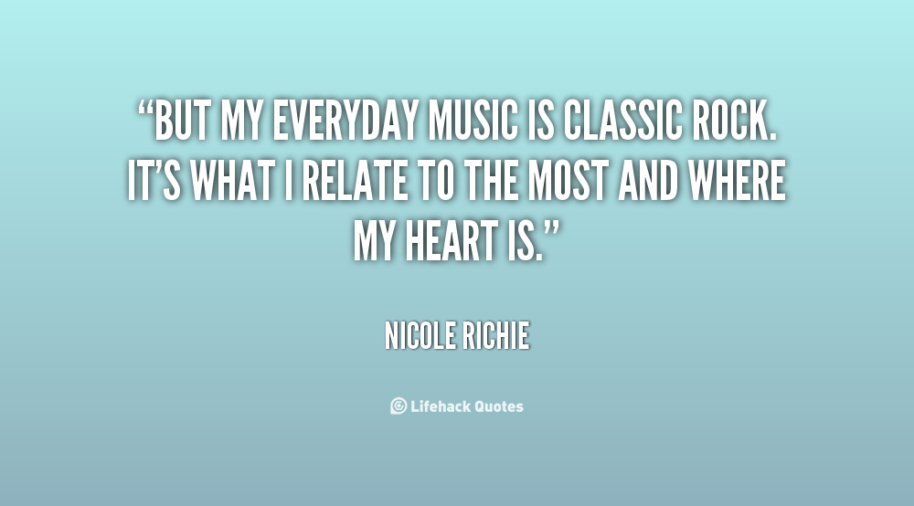 Classic Rock Song Quotes. QuotesGram