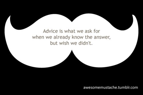 Clever Mustache Quotes. QuotesGram
