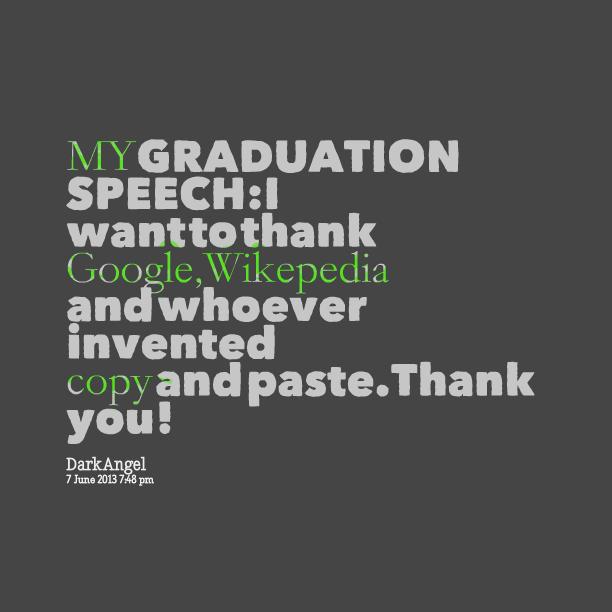 high school graduation quotes quotesgram