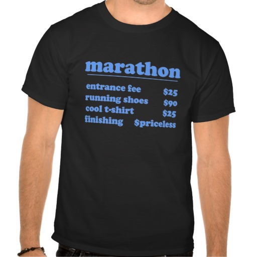 Quotes For T Shirt For A Marathon. QuotesGram