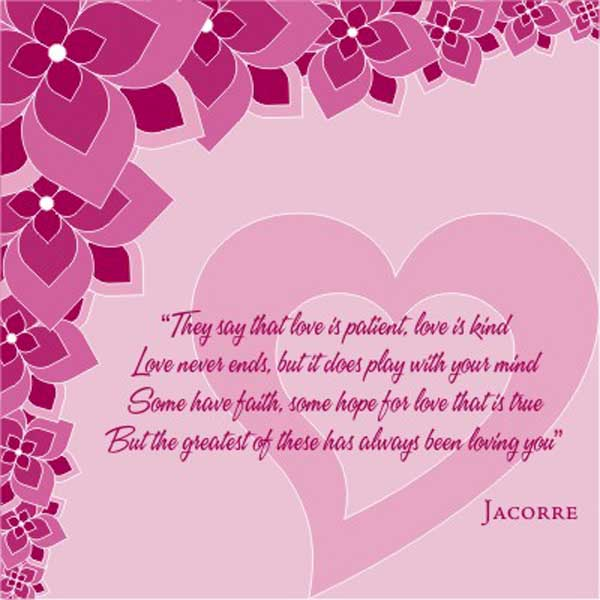 16 Valentine S Day Quotes To Share The Love: Special Love Quotes For Him. QuotesGram