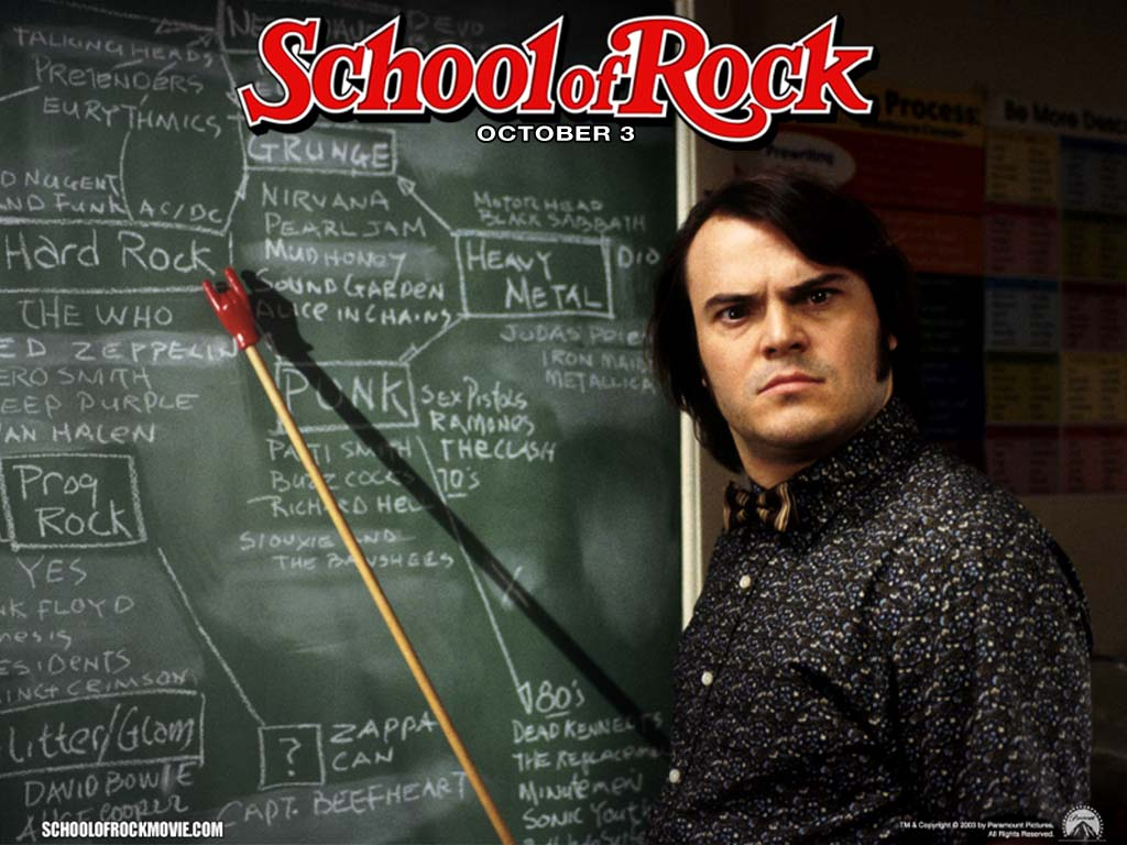 School of rock jack black quotes quotesgram - School Of Rock Jack Black Quotes Quotesgram 6