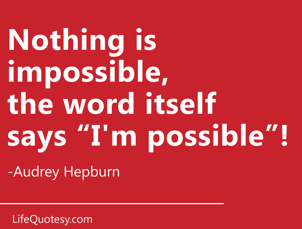 Famous Quotes Audrey Hepburn. QuotesGram