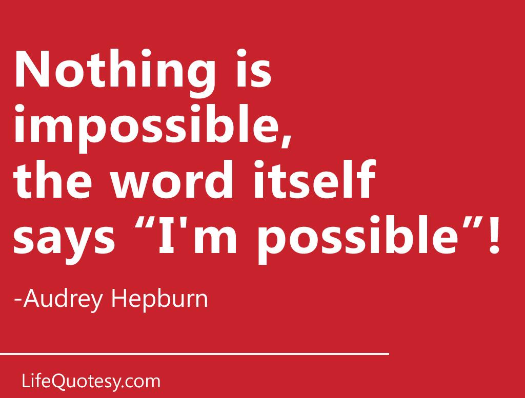Famous Quotes Audrey Hepburn. QuotesGram