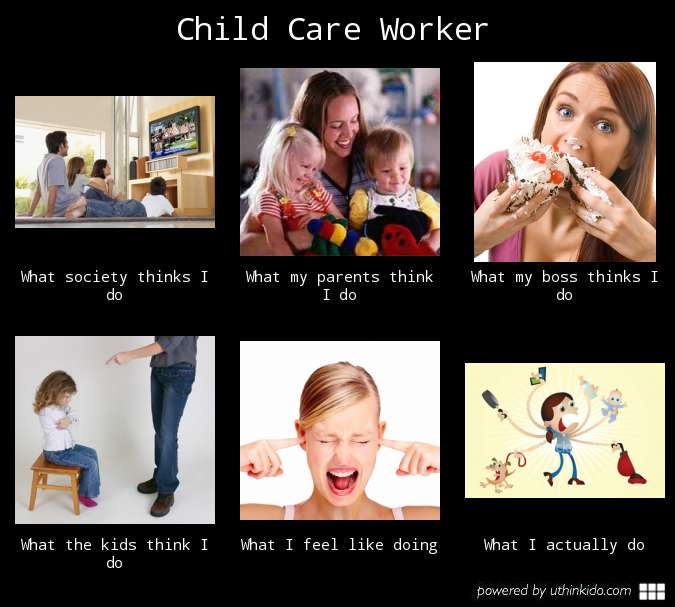 Babysitting Day Care Child Care: Daycare Worker Quotes. QuotesGram