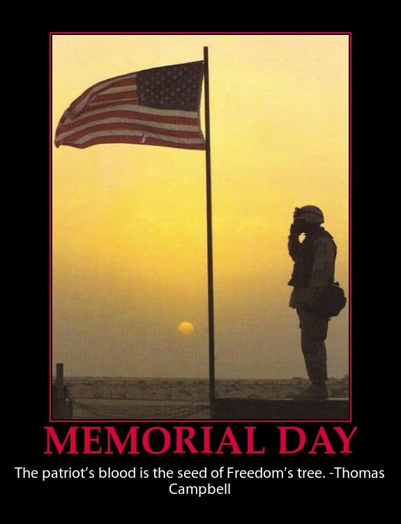 Memorial Day Quotes Inspirational: Inspirational Quotes For Our Soldiers. QuotesGram