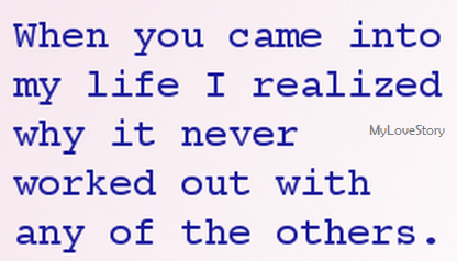 Boyfriend Quotes For H...