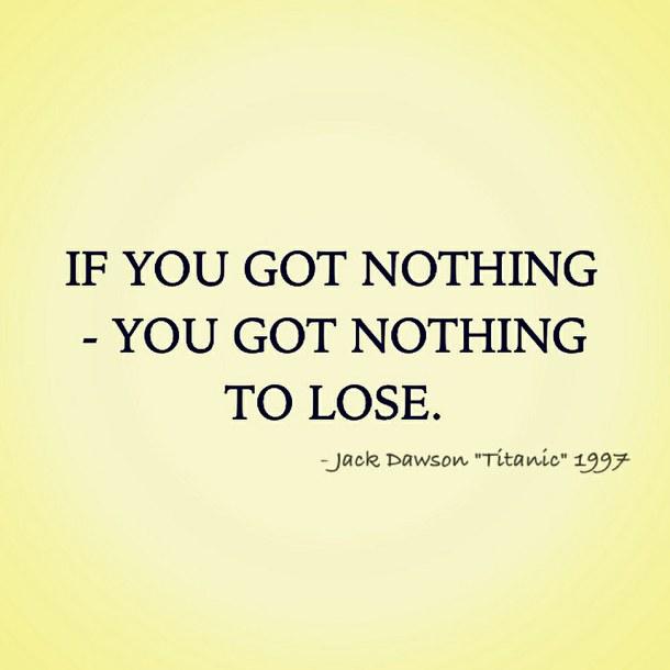 Jack Dawson Quotes. QuotesGram