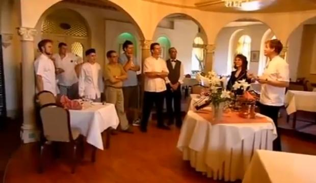 La Gondola Uk Kitchen Nightmares